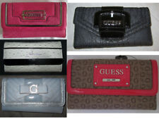 Guess Checkbook Wallet Women u pick SLG color and style