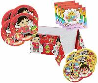 6PC 12PC RYANS WORLD REVIEW CUPS PLATE BALLOON BANNER PARTY DECORATION SUPPLIES