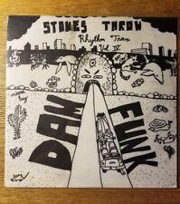 Dam Funk Stones Throw Rhythm Trax Vol. IV LP