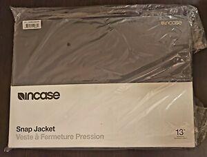 "Incase Snap Jacket Shell Case 13"" MacBook Pro Thunderbolt 3 USB-C SAME-DAY SHIP"