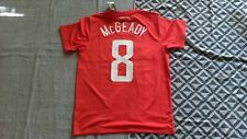 MAILLOT FOOT SPARTAK MOSCOU MOSCOW MC GEADY ANCIEN SHIRT NEUF