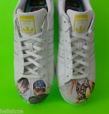 Adidas SUPERSTAR PHARRELL WILLIAMS SUPERSHELL CASS BIRD Gazelle Shoes~Mens sz 11