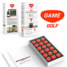 Brand New Game Golf Digital Android Tag Set - GPS Tracking Device Range Finder