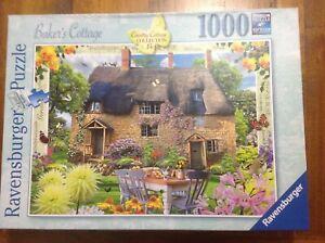 Baker's Cottage by Ravensburger 1000 Piece
