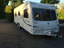 Bailey Mobile & Touring Caravans 2 with 4 Sleeping Capacity