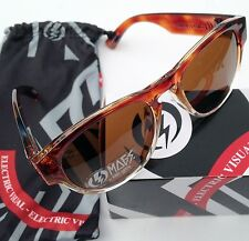 Electric Mags Sunglasses-Brulee Frame/Melanin Bronze Lens-NeW in BoX-Italy