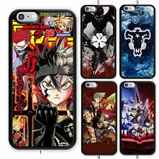 Black Clover Asta Anime Phone Case Cover For iPhone iPod / Samsung Galaxy S20+