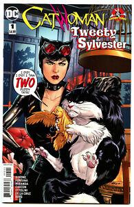 Catwoman Tweety & Sylvester #1 (2018) DC NM/NM-
