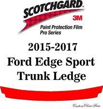 3M Scotchgard Paint Protection Film Pro Series 2015 2016 2017 Ford Edge Sport