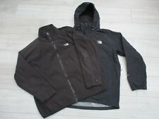 The North Face Mens Evolution 3in1 Triclimate Jacket Hyvent Waterproof XXL Black