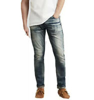 NWT Levis Made Crafted Studio Taper Mens Slim Jeans Raw Selvedge Denim $328 36