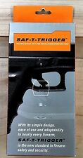 SAF-T-TRIGGER *includes device keys and installation operating video* for glocks