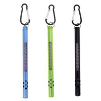 Fly Fishing Thermometer Stainless Steel Case Water Thermometer Fishing Tools