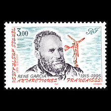 TAAF 1997 - Death of Rene Garcia 1915-1995 Explorer - Sc 224 MNH