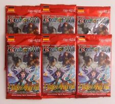 Force Of Will Rückkehr der Mondpriesterin 6 Booster Pack deutsch Grimm-zyklus