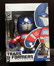 Transformers Optimus Prime Mighty Muggs action figure from Hasbro SDCC 2009