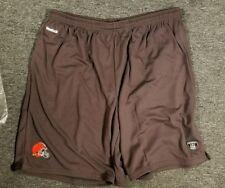 Mens Reebok NFL Equipment EQT Play Dry Shorts No Pockets New 2XL