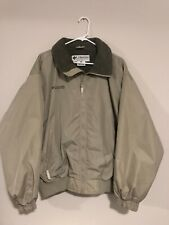 Vintage 1990s Columbia Sportswear Fleece Lined Jacket Excellent Condition Size M