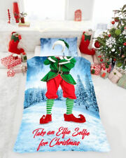 ELF Christmas Special Duvet Covers Quilt Covers and Bedding Sets All Sizes
