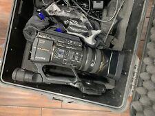 SONY NX5 HD SDI CAMERA WITH CASE (RFBROADCAST.COM)