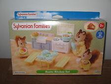 SYLVANIAN FAMILIES Rustic Kitchen set - discontinued BNIB
