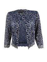 Jessica Howard Women's Lace Jacket