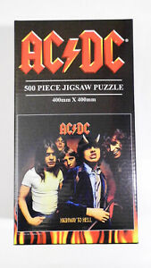 Jigsaw ~ AC/DC 'Highway To Hell' Album Cover ~ 500 Piece