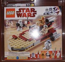 LEGO Star Wars Luke's Landspeeder (8092) AFA 9.5