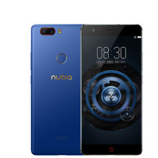 Nubia Z17 Lite 6GB+64GB 4G Smartphone 5.5 inch FHD IPS Snapdragon 653 Octa-Core