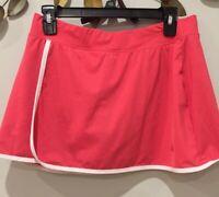 Adidas ClimaLite Tennis Skort / Golf Skort Size M EUC