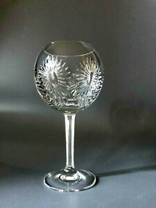 Waterford Crystal Millennium Toasting Balloon Wine Glass