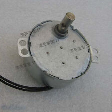 1Pcs AC220V TYC49 Micro Gear Motor AC Reducer Motor 10RPM For Electric Fan DIY