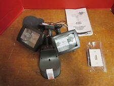 COOPER LIGHTING MS280D RADAR MOTION DETECTOR SECURITY 200W FLOODLIGHT LIGHT LAMP
