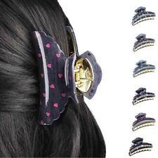 Accessoires de coiffure en plastique pour femme