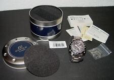 Casio Herrenarmbanduhr Edifice Solar Funkuhr EQW-M1000DB-1AER Box + Papiere