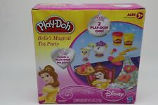NIB Play-Doh Disney Princess Belle's Magical Tea Party Set
