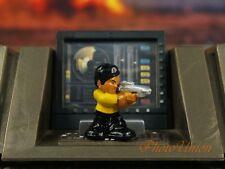Hasbro Fighter Pods Micro Hereos Star Trek Sulu S1-07 Cake Topper Figure K1281F