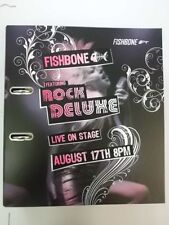 2 x Fishbone Motiv Ordner Herlitz Rock Deluxe DIN A4 breit 8cm! NEU!
