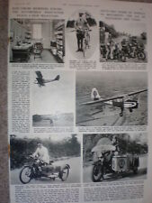 Photo article AA now 2 million members 52 years of service to motorists 1957