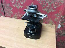 Microscopio NIKON parte superior falta I6S3