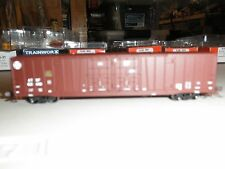 A.T.S.F - with logo 60' insulated boxcar # 621446