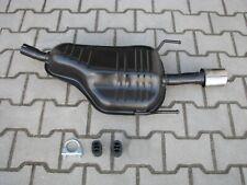 Opel Astra H 1.6i 1.8i 16 V 2004-2010 Moyen Silencieux avec Kit de montage