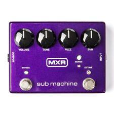 0113144 1048392 MXR M225 Sub Machine Octave Fuzz