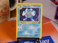 Poliwrath 15/130 Pokemon Base Set 2 Rare HOLO Pokemon Card NM