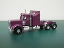 Con-Cor N scale Kenworth W900 conventional truck tractor CUSTOM PAINTED!