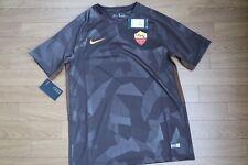 AS Roma 100% Original Jersey Shirt M 2017/2018 Third 3rd NWT NEW Rare [2367]