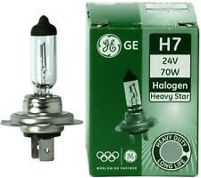 GE General Electric H7 Heavy Star 58521HDLU 70W 24V AM