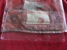 ORIGINALE ALFA ROMEO ALFETTA GT GTV 1° serie copertura per tachimetro