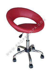 Spa Chair Pedicure Manicure Hair Salon / Technician / Facial / Tattoo Stool