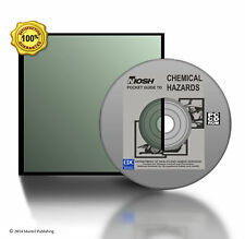 Pocket Guide to Chemical Hazards and Other Databases CD-ROM (2010) Windows XP-7